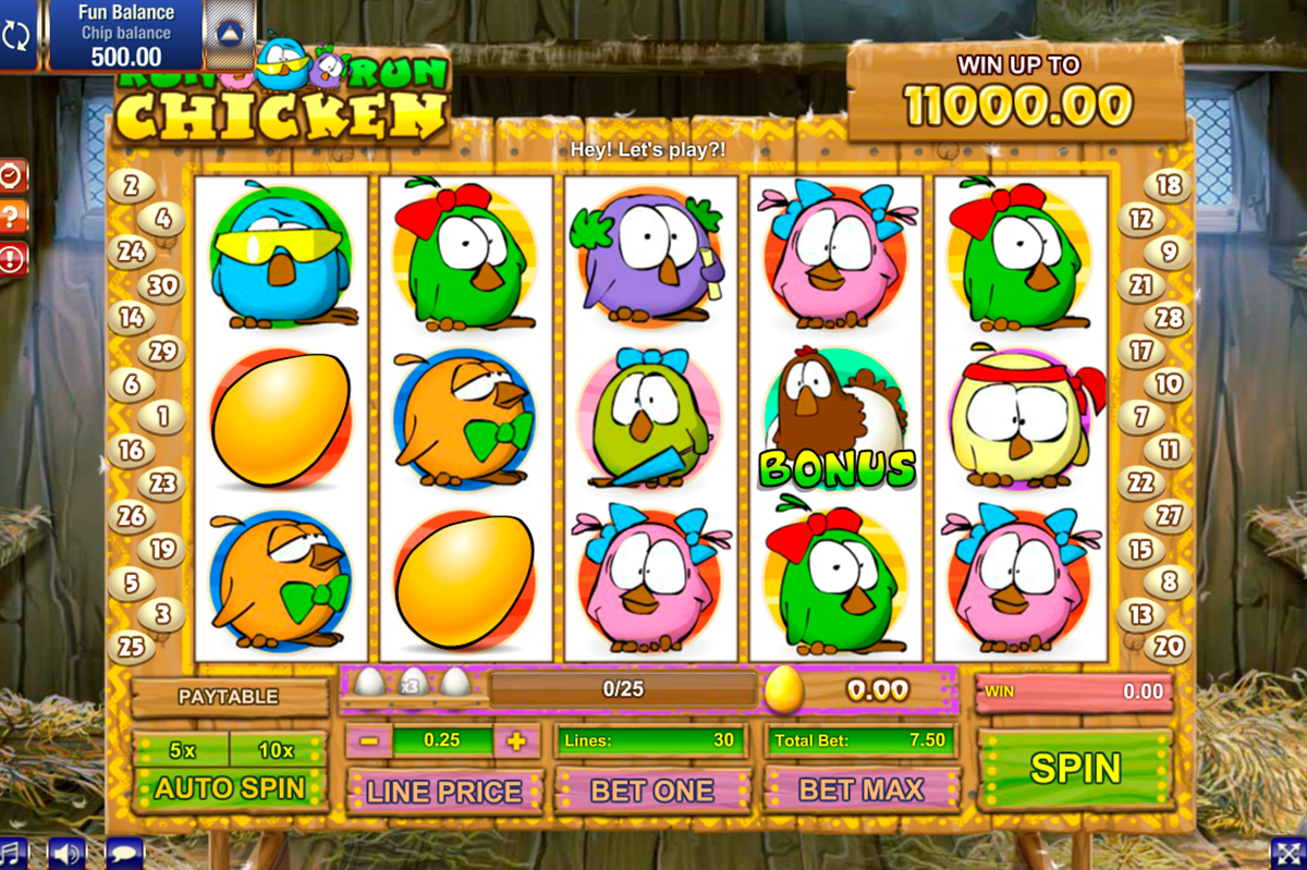 run chicken run gamesos online slots