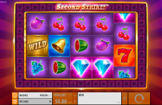 second strike quickspin online slots