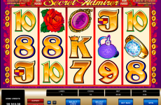secret admirer microgaming online slots