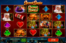 secret santa microgaming online slots