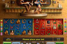 secrets of the sand novomatic online slots