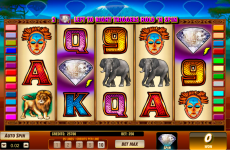 serengeti diamonds amaya online slots