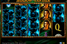 shadow of the panther high5 online slots