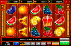 shining crown egt online slots