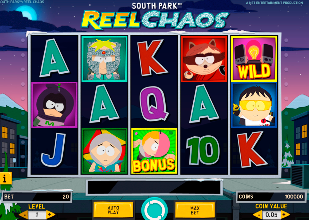 Fun Park Slot Machine - Play Online Video Slots for Free