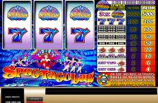 spectacular microgaming online slots