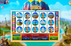 spin the world gamesos online slots