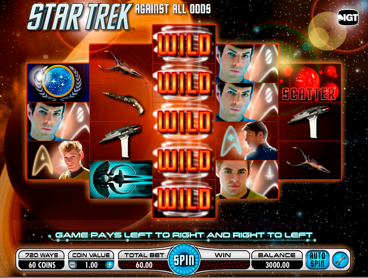 star trek against all odds igt online slots