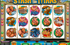 stash of the titans microgaming online slots