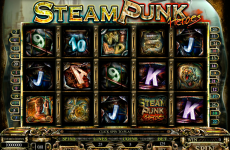 steam punk heroes microgaming online slots