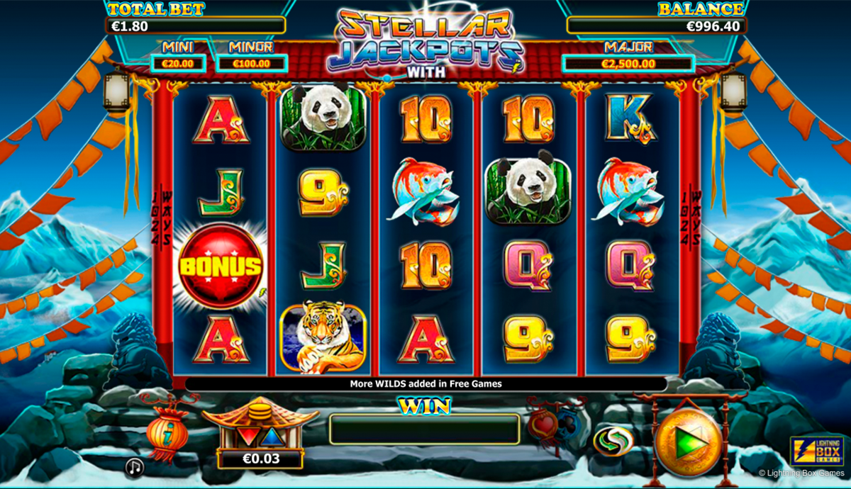 stellar jackpots with more monkeys lightning box online slots