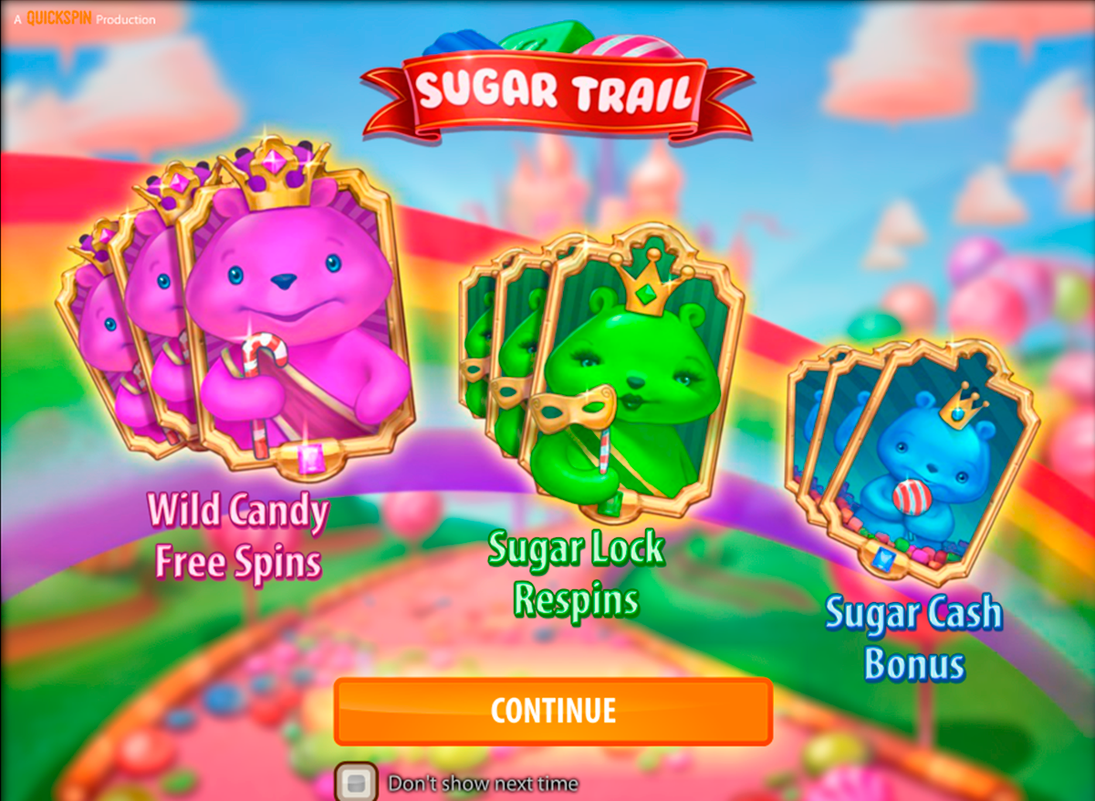 sugar trail quickspin online slots
