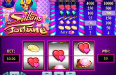 sultans fortune playtech online slots