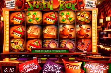 sushi bar betsoft online slots