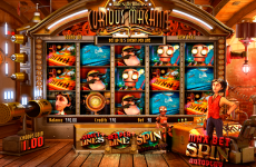the curious machine betsoft online slots