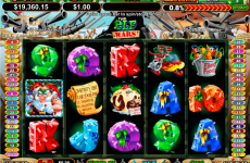 the elf wars rtg online slots