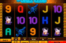 the jazz club playtech online slots