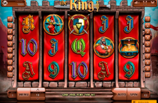 the king endorphina online slots