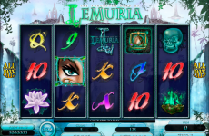 the land of lemuria microgaming online slots