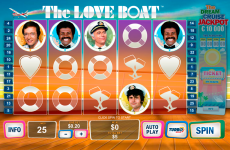 the love boat playtech online slots
