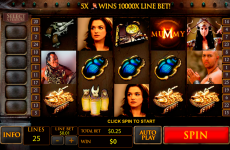 the mummy playtech online slots