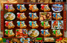the naughty list rtg online slots