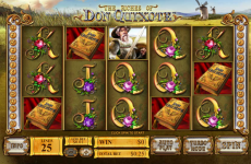 the riches of don quixote playtech online slots
