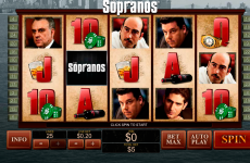 the sopranos playtech online slots