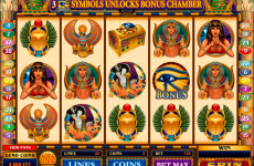 throne of egypt microgaming online slots