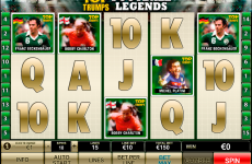 top trumps football legends playtech online slots