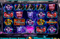transformers battle for cybertron igt online slots