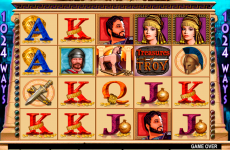 treasures of troy igt online slots