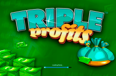 triple profits playtech online slots
