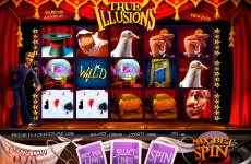 true illusions betsoft online slots