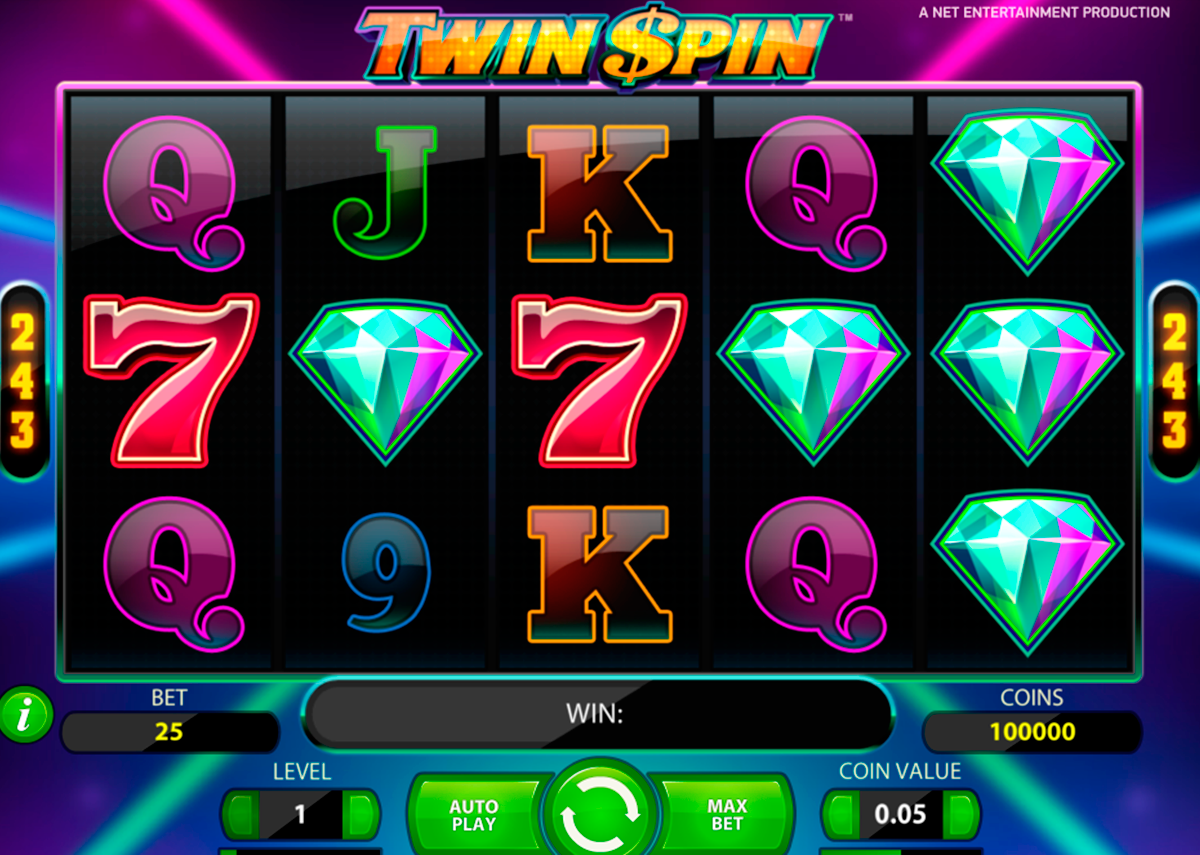 twin spin netent online slots