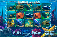 under the sea betsoft online slots