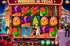 weekend in vegas betsoft online slots