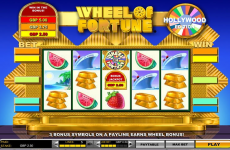 wheel of fortune hollywood edition igt online slots