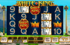 white king playtech online slots