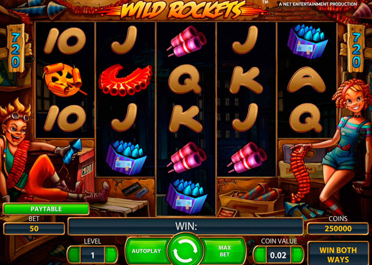 Wild Water Video Slot for Real Money - NetEnt Online Slots