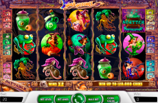 wild witches netent online slots