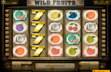 wildfruits endorphina online slots