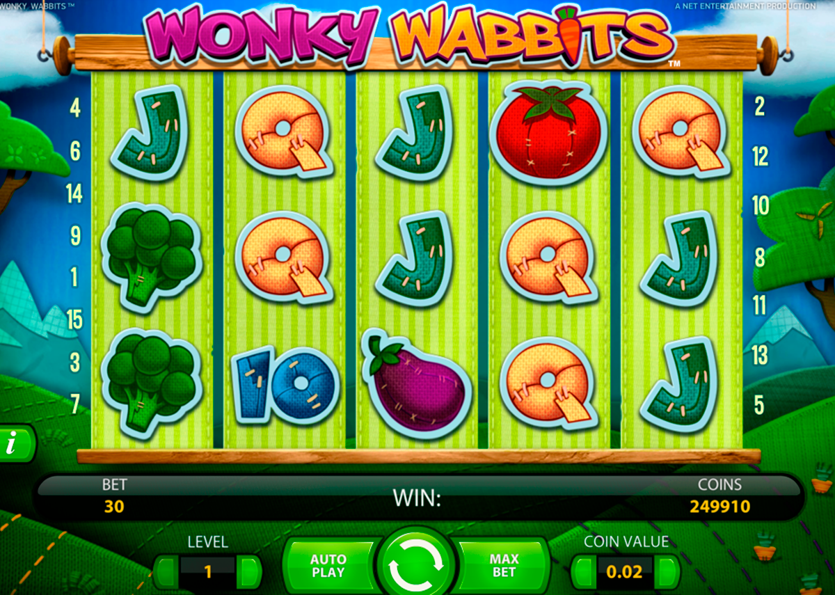 netent slot machine games